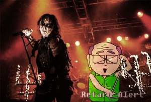 Watain = Retard Metal.